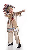 Детский карнавальный костюм Индеец код 1306