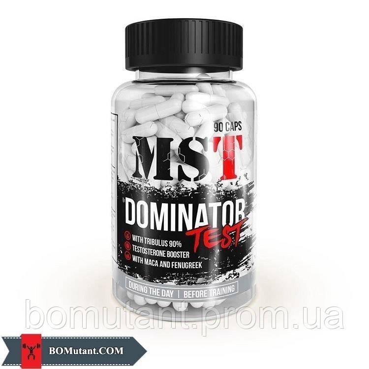 Dominator Test 90капсулы MST шоколад-кокос