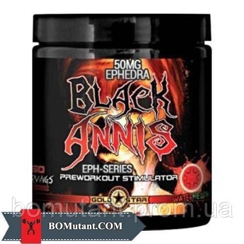 Black Annis 50 serv. EPH series 0,300кг Gold Star натуральный фруктовый пунш