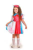 Детский карнавальный костюм Конфетка розовая код 1236