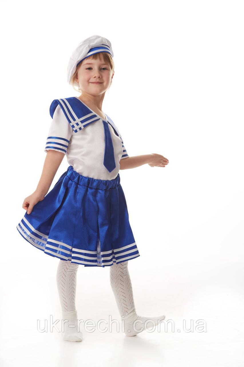 Детский карнавальный костюм Морячка код 1246