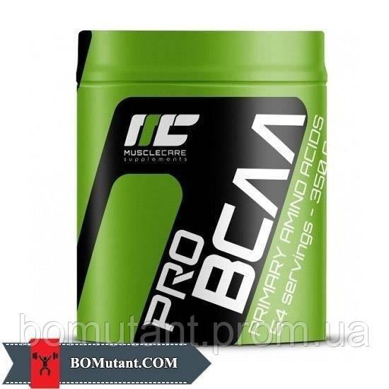 Pro BCAA 0,350кг Muscle Care смородина-лимон