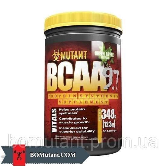 Mutant BCAA 9.7 (348 g sweet iced tea) 0,348кг PVL сладкий холодный чай