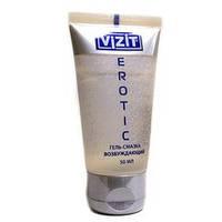 Гель-смазка  Vizit Erotic возбуждающий, 50 мл