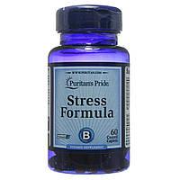 Стресс формула, Stress Formula, Puritan's Pride, 60 таблеток, фото 1