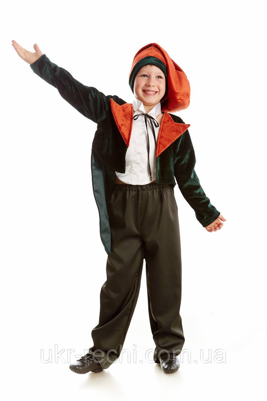 Детский карнавальный костюм Дуремар код 1400