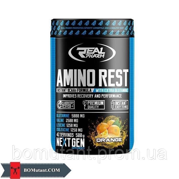 Amino Rest 0,500кг Real Pharm лед свежий