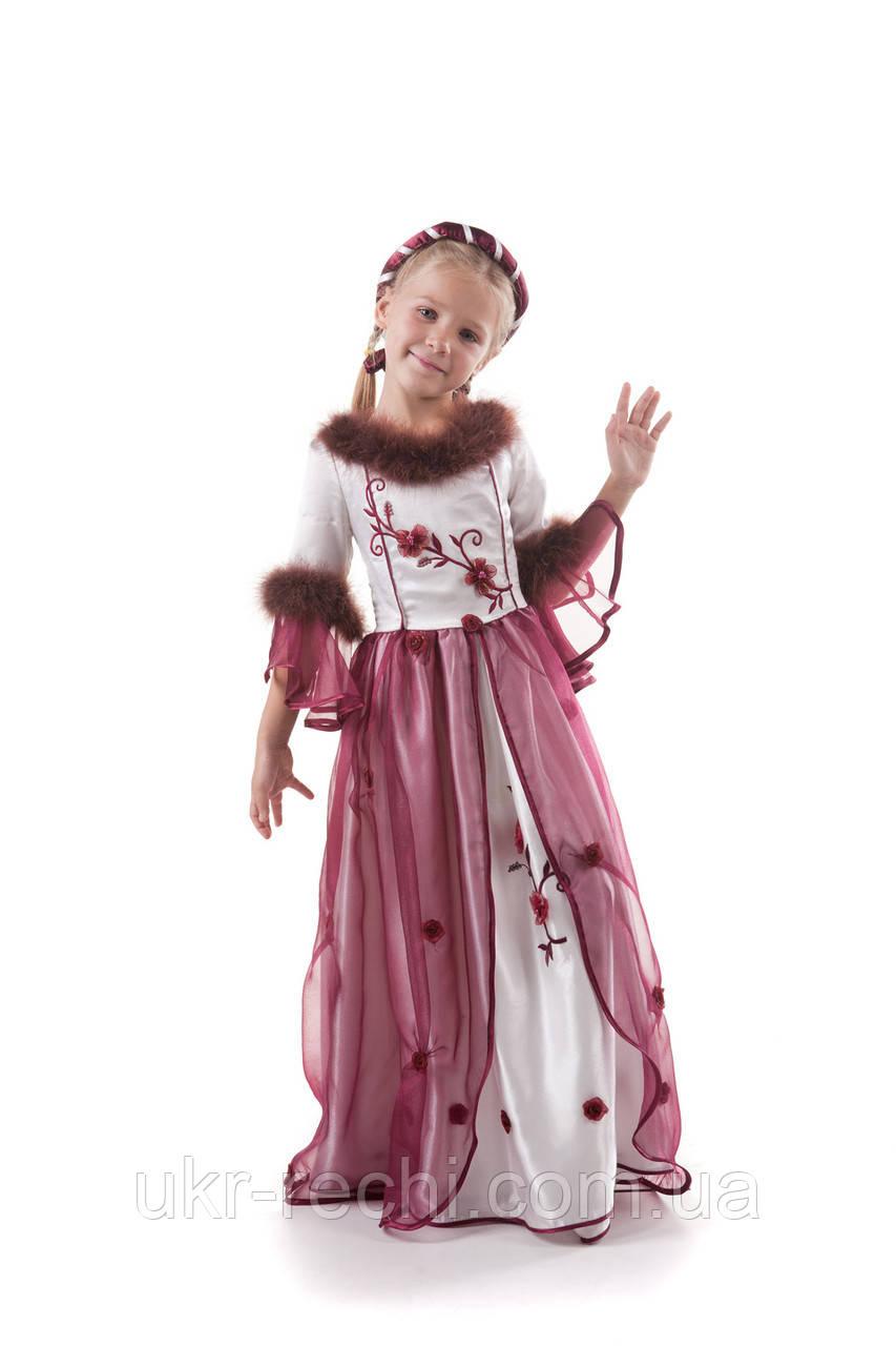 Детский карнавальный костюм Джульетта код 1272