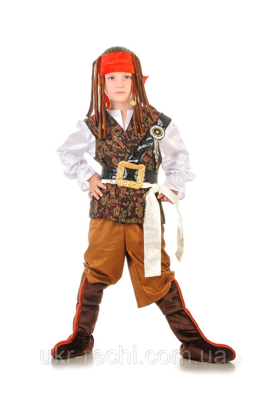 Детский карнавальный костюм Джек Воробей код 1405