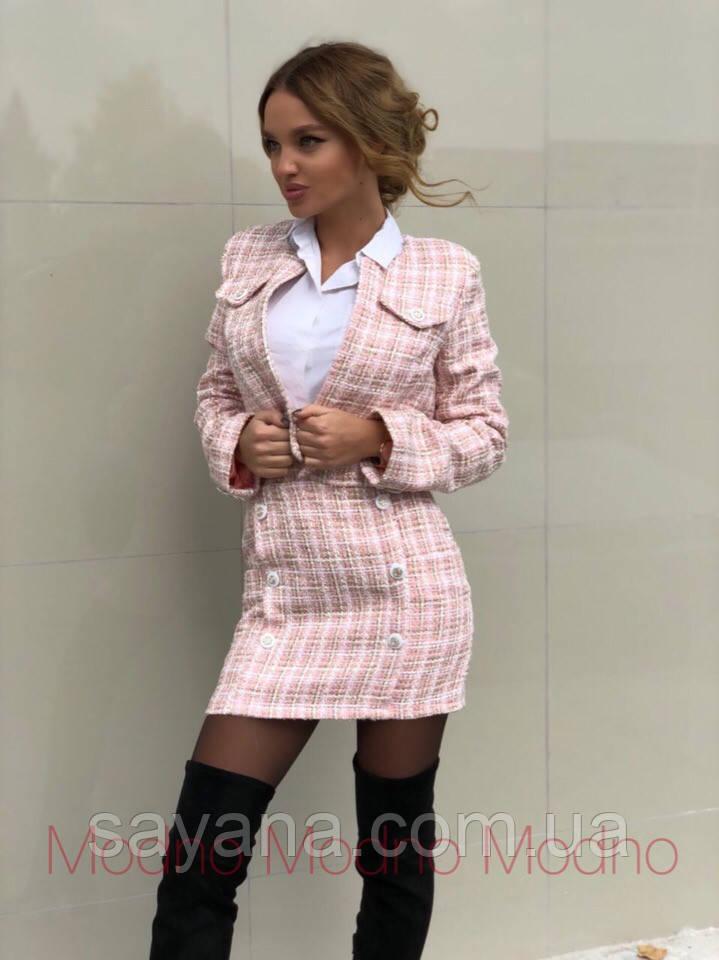 ba8cf2e23799dab Купить Женскую костюм: юбку и укорочёную пиджак в расцветках. МД-3 ...