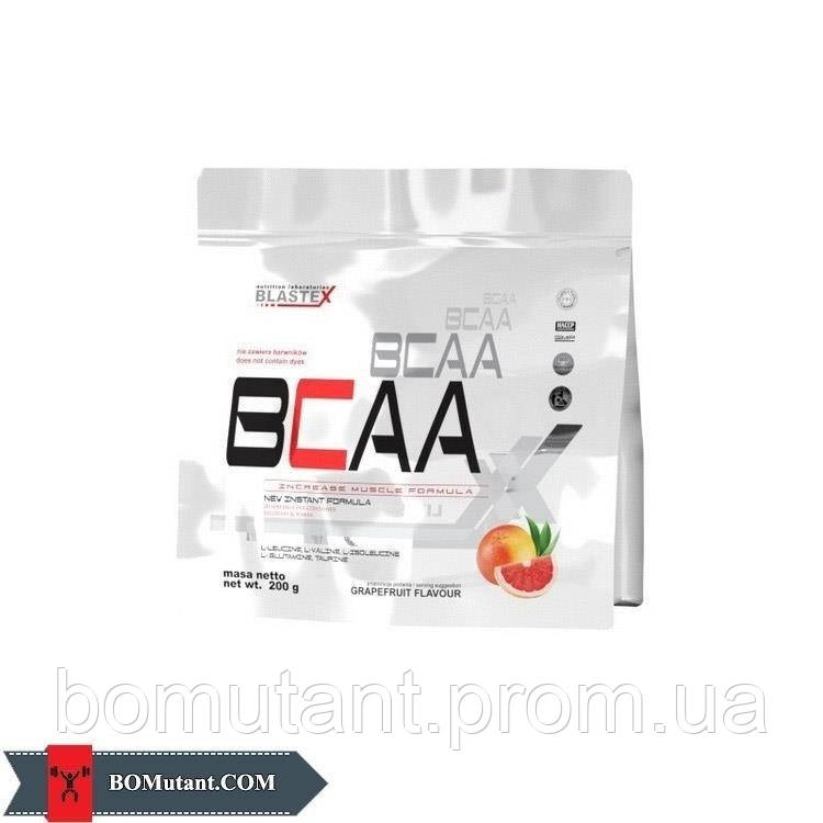 BCAA 0,200кг BLASTEX ананас-малина