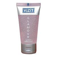 Гель-смазка Vizit Glamour клубничный, 50мл
