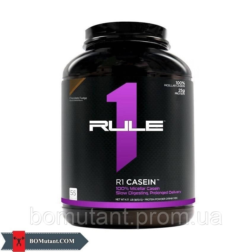 Casein 1,81кг R1 (Rule One) делюкс шоколадная помадка