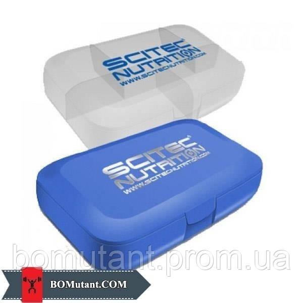 Scitec Pill Box White пакети Scitec Nutrition Белый