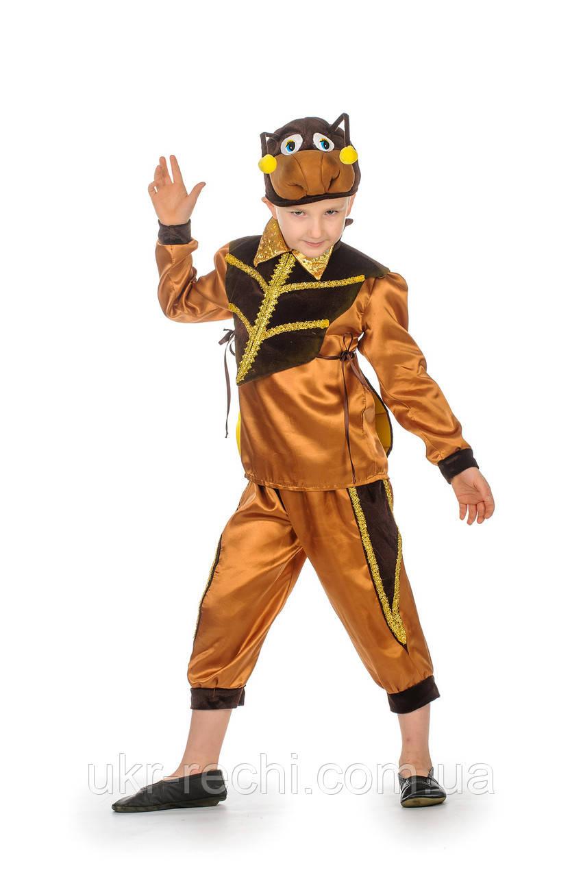 Детский карнавальный костюм Муравей код 1222