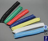 Цветная одноразовая шапочка для салонов, 100 шт, фото 1