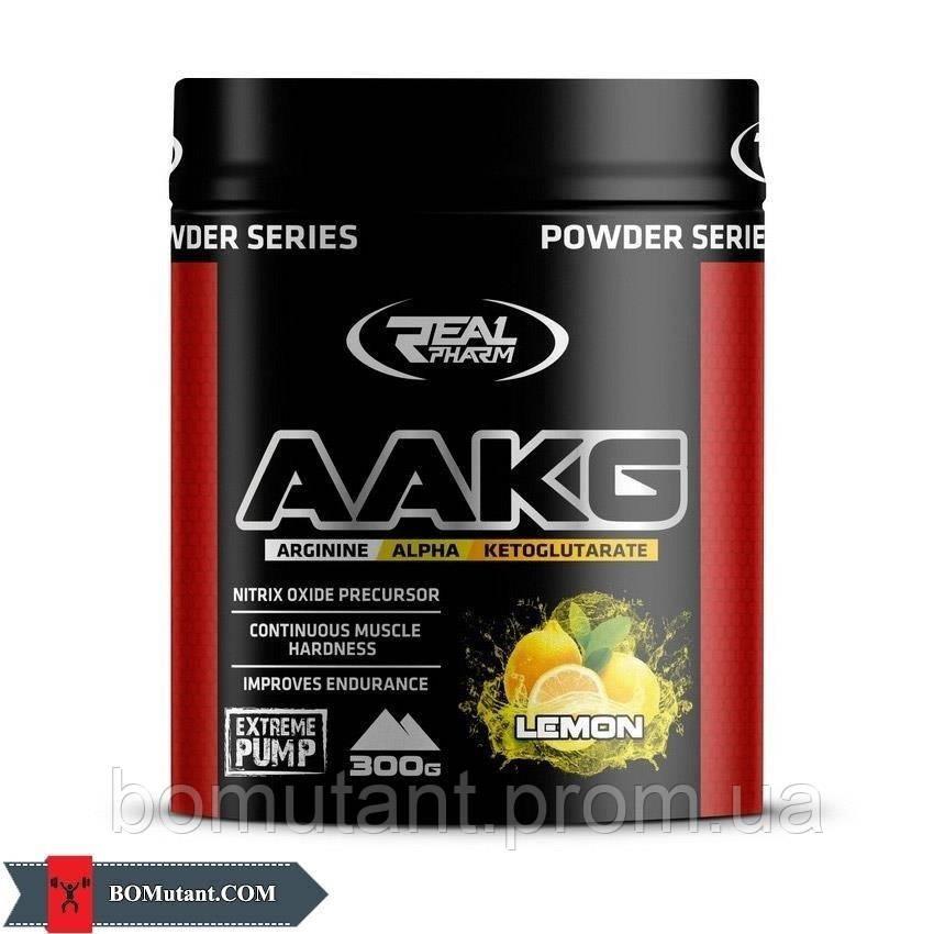 AAKG 0,300кг Real Pharm апельсин-грейпфрут