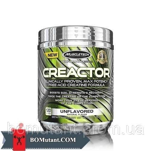 Creactor 0,220кг MuscleTech lemon-lime twist