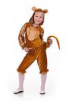 Детский карнавальный костюм Обезьянка в шортах код 1157