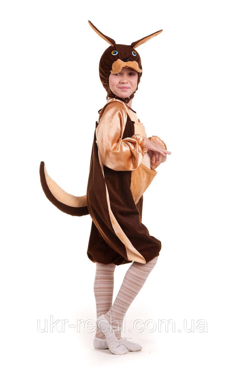 Детский карнавальный костюм Кенгуру код 1164