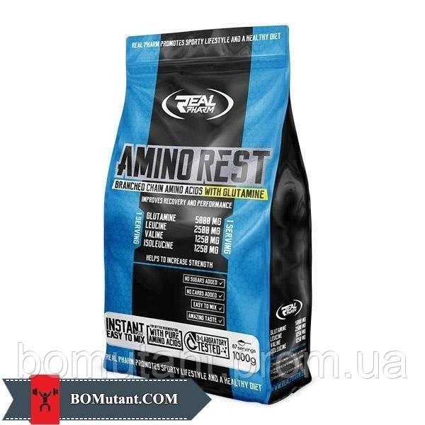 Amino Rest 1кг Real Pharm лед свежий