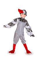 Детский карнавальный костюм Гусь серый код 1191