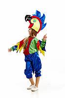 Детский карнавальный костюм Попугай код 1194