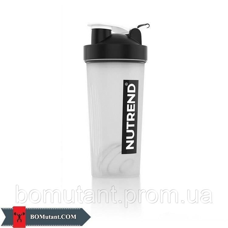 Shaker With Metall Ball 700ml Nutrend шоколад-кокос