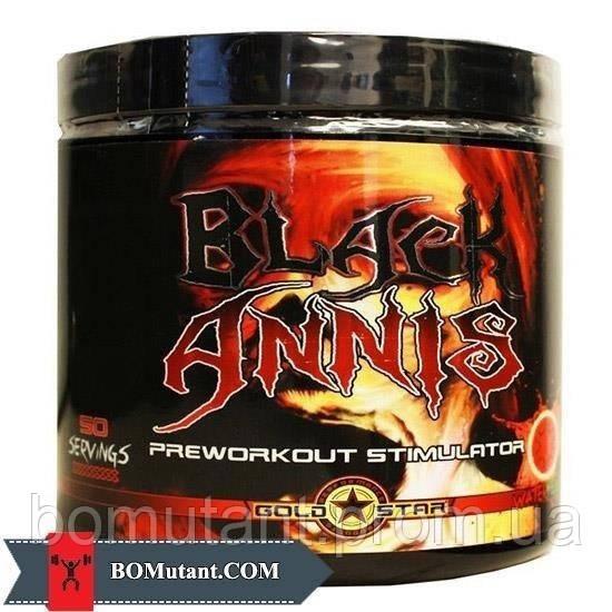 Black Annis 50 serv. 0,300кг Gold Star натуральный фруктовый пунш