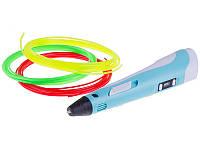 Детская 3Д ручка 3D Pen 2 RP100B c Lcd дисплеем