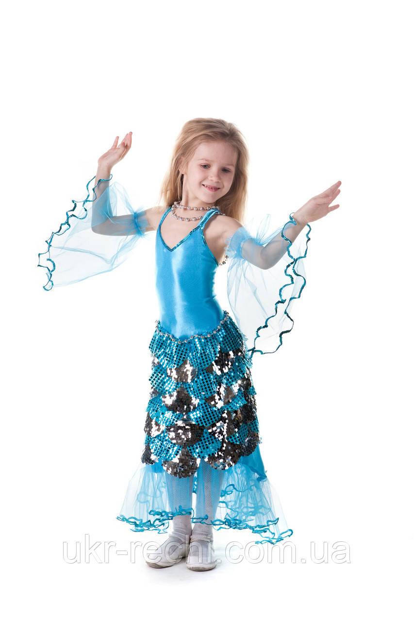 Детский карнавальный костюм Русалочка код 1295