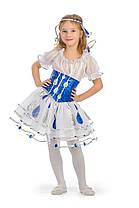 Детский карнавальный костюм Капелька «Шик» код 1020
