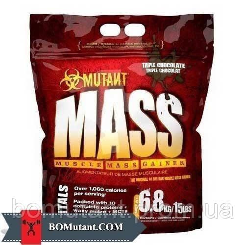 Mutant Mass 6,8кг PVL тройной шоколад