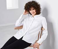 01f07cd0ab9 Шикарная белая рубашка из органического хлопка от ТСМ Tchibo (Германия)