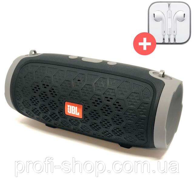 Портативная Bluetooth колонка JBL Xtreme Mini 2+. Черная. Black