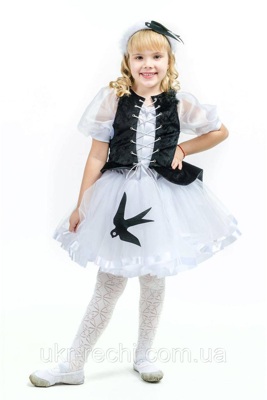 Детский карнавальный костюм Ласточка код 1177