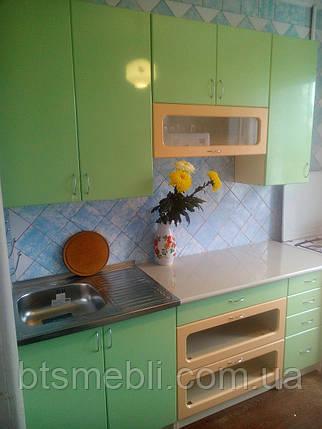 Кухня Жемчужина МДФ ЛАК 2.0м и 2.6м, фото 2
