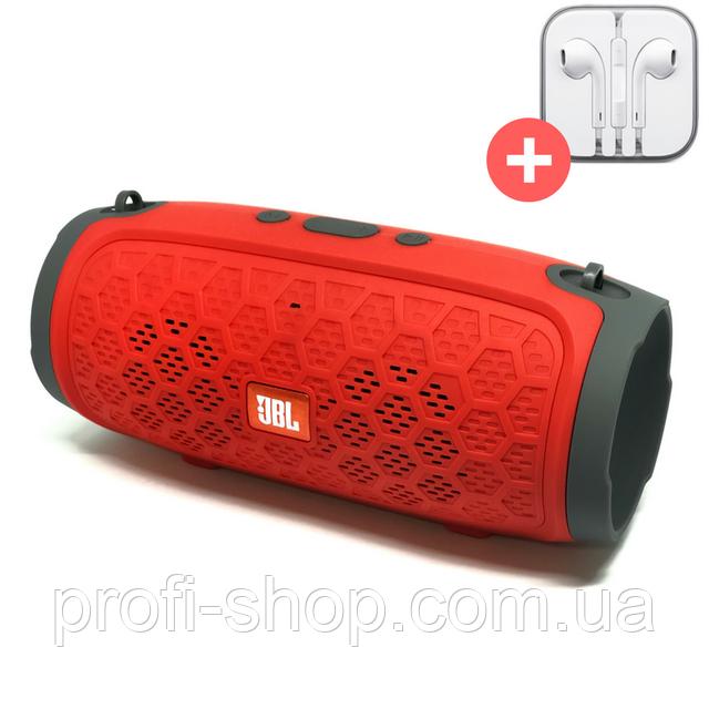 Портативная Bluetooth колонка JBL Xtreme Mini 2+. Красная. Red