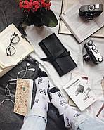 """Кожаный Тревел-кейс """"Графит"""", фото 6"""