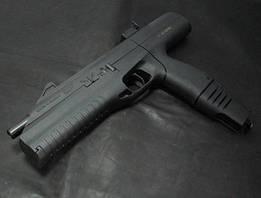 Пневматические пистолеты и револьверы