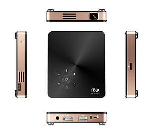 Full HD Мини Проектор портативный карманный, led проектор