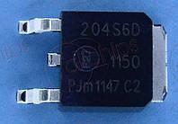 Симистор 4А 600В NXP BTA204S-600D DPAK