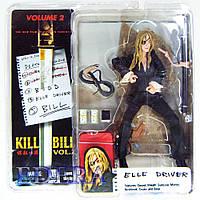 NECA Kill Bill Vol. 2 Elly Driver, Вбити Білла 2, Еллі Драйвер, фото 1