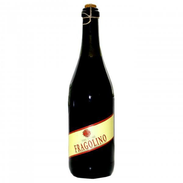 Вино игристое Fragolino Rosso Terre Del Sole Италия 750мл