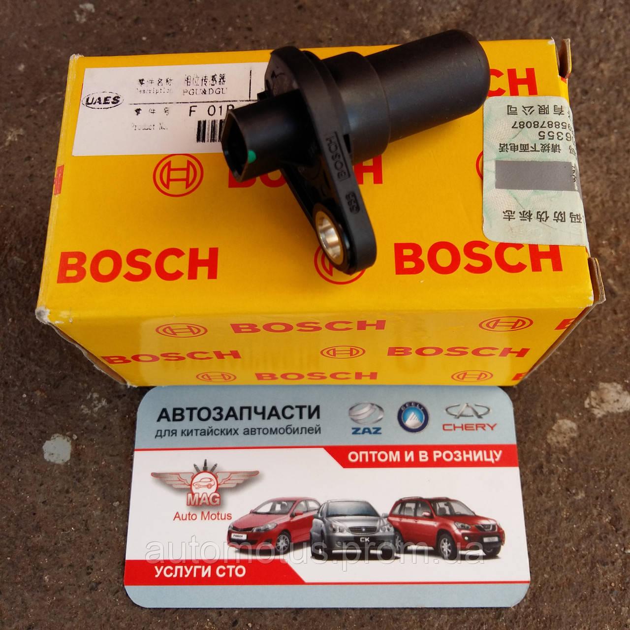 """Датчик положения коленвала """"Bosch"""" 1.8L  10020901  MG550, MG6"""