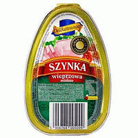Ветчина свиная деликатесная Szynka delikatesowa wieprzowa 110г Польша
