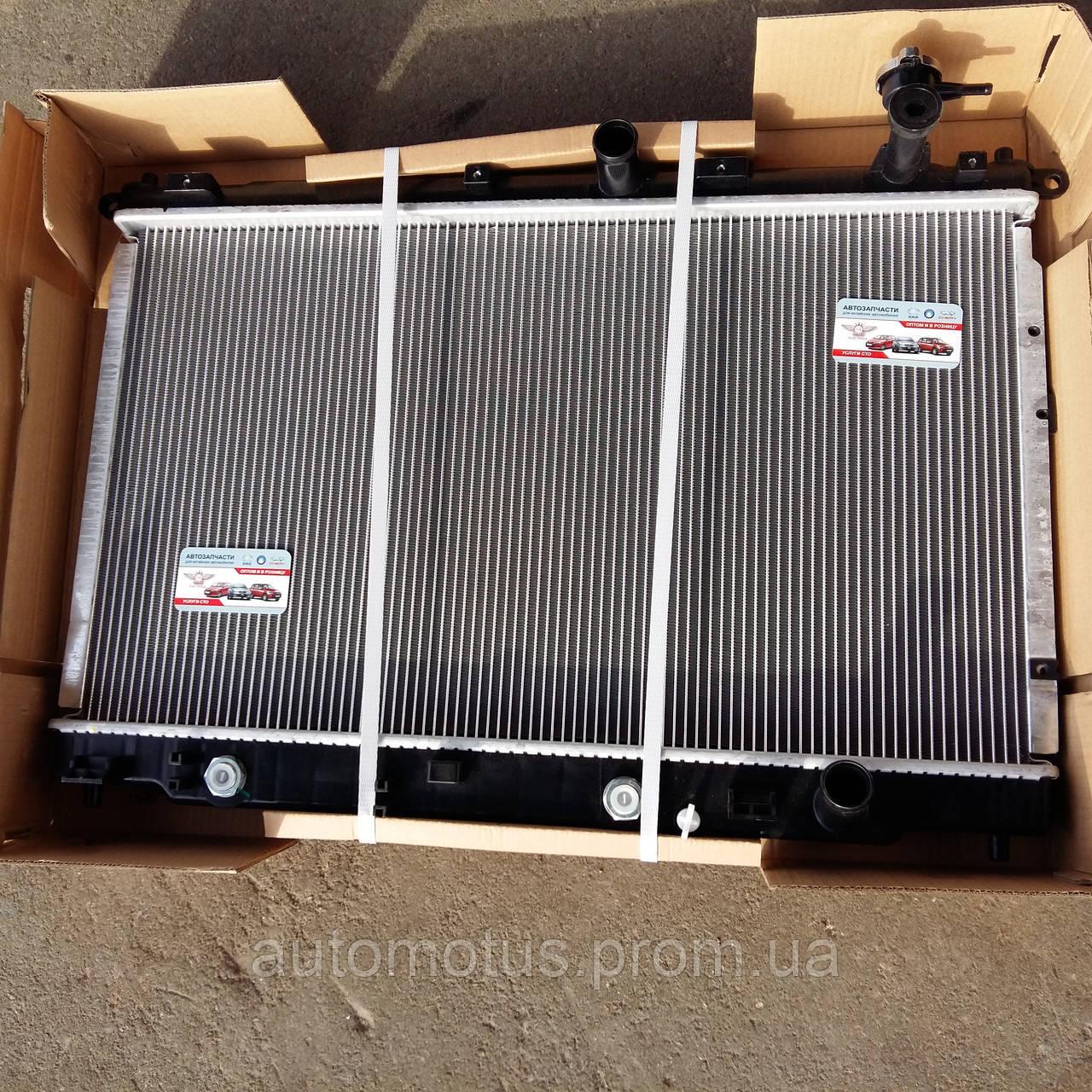 Радиатор охлаждения 4 АT  1.5L 50016401  MG 350, MG 5