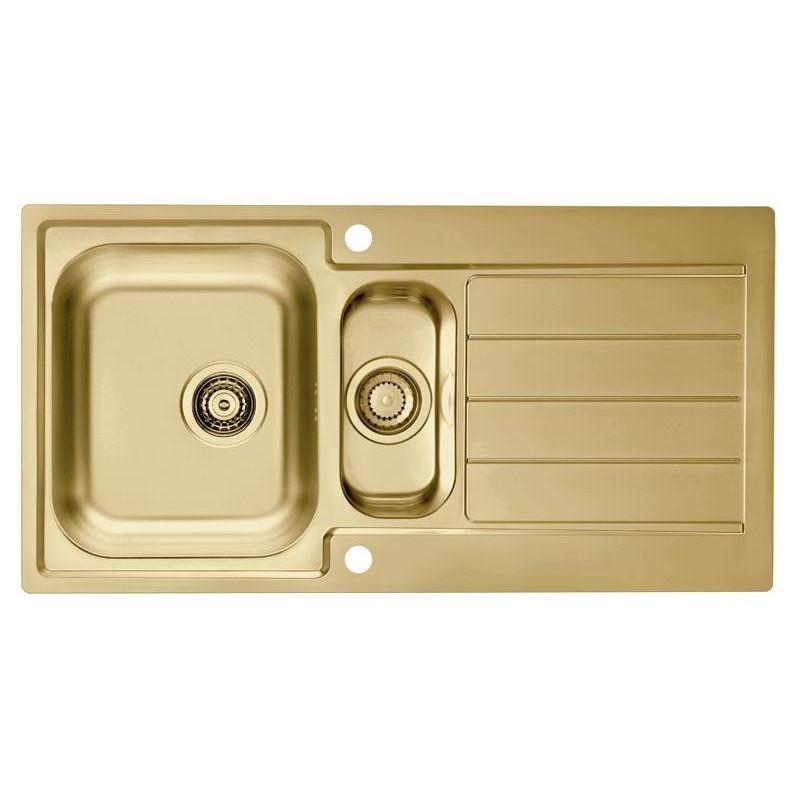 Кухонная мойка ALVEUS MONARCH LINE 10 золото (1078566)