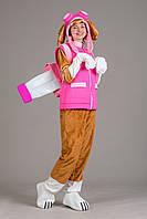 Карнавальный костюм для взрослых аниматоров Щенячий Патруль Скай