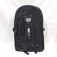 Рюкзак повседневный черный, фото 1
